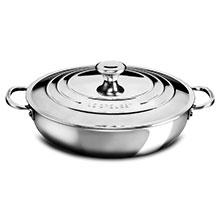 Le Creuset Stainless Steel Braiser