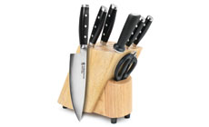 Yaxell Dragon Knife Block Set