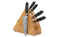 Yaxell Tsuchimon Knife Block Set