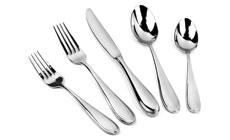 Yamazaki Austen Stainless Steel Flatware Set