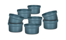 Emile Henry HR 8-piece Ramekin Sets
