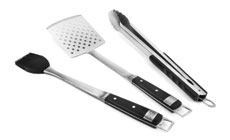 Steven Raichlen Forged BBQ Tool Set
