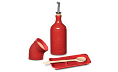 Emile Henry HR 3-piece Kitchen Essentials Sets