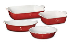 Emile Henry HR 4-piece Bakeware Sets