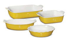 Emile Henry HR 4-piece Bakeware Sets