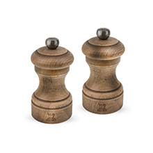 Peugeot Antique Bistro Salt & Pepper Mill Set