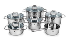 WMF Inspiration Stainless Steel Cookware Set