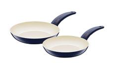 Silit 9.5 & 11-inch Selara Ceramic Nonstick Fry Pan Set