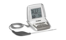 Polder Digital Programmable Thermometer with Ultra Probe