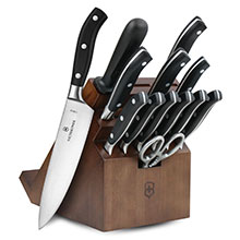 Victorinox Forschner Forged Professional Swivel Knife Block Set