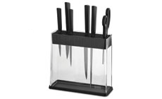 Kuhn Rikon Clear Knife Block