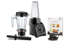 Vitamix 40-ounce S50 Personal Blender with Travel Container