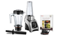 Vitamix 40-ounce S55 Personal Blender with Travel Container
