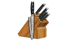 Enso HD 6-piece Knife Block Sets