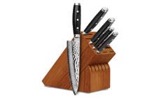 Enso HD 6-piece Knife Block Sets