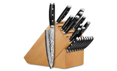 Enso HD 20-piece Knife Block Sets