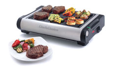 Chef's Choice Model 880 Cast Iron Electric Indoor Grill