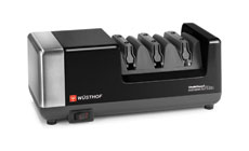 Wusthof 3-stage Chef's Choice PEtec Electric Knife Sharpener