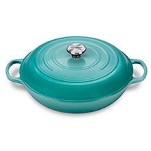 Le Creuset Signature Cast Iron 5-quart Braisers