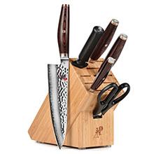 Miyabi Artisan SG2 Knife Block Set