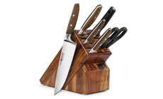 Wusthof Epicure Knife Block Set