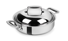 All-Clad d7 Stainless Steel Braiser