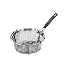 Le Creuset Stainless Steel Fry Basket for 5.5-quart Round Dutch Oven