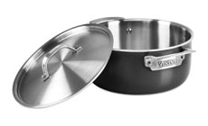 Viking Hard Stainless Dutch Oven