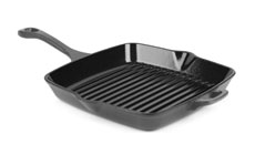Viking Cast Iron Square Grill Pan