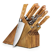 Messermeister Oliva Elite Knife Block Set