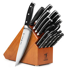 Henckels International Forged Premio Knife Block Set