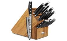 Enso HD 20-piece Knife Block Sets