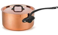 Mauviel M'heritage 150C2 Copper Saucepan