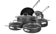All-Clad HA1 Nonstick Cookware Set
