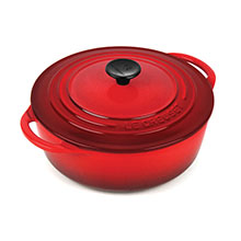 Le Creuset Cast Iron 2¾-quart Shallow Round Dutch Oven