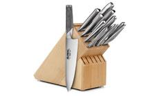 Global 12-piece Knife Block Sets