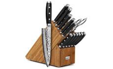 Enso HD 14-piece Knife Block Sets