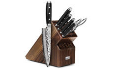 Enso HD 7-piece Knife Block Sets