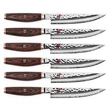 Miyabi Artisan SG2 Steak Knife Set
