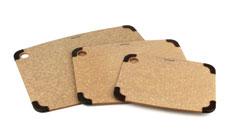 Epicurean Non-Slip Series Natural Cutting Board Set