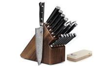 Mcusta Zanmai Classic Knife Block Sets