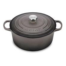 Le Creuset Signature Cast Iron 9-quart Round Dutch Ovens