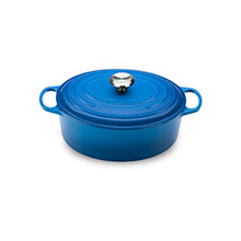 Le Creuset Signature Cast Iron 2¾-quart Oval Dutch Ovens