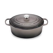 Le Creuset Signature Cast Iron 6¾-quart Oval Dutch Ovens