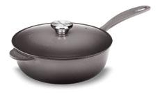 Le Creuset Cast Iron 3-quart Sauciers
