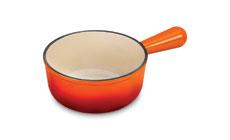 Le Creuset Cast Iron 1-quart Open Sauce Pots