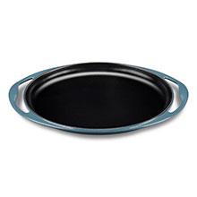 Le Creuset Cast Iron 12-inch Sizzle Platter Oval Griddles