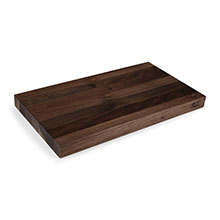 Cotton and Dust The Matthew Black Walnut Cutting Board