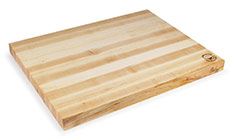 Cotton and Dust The Severyn Hard White Maple Cutting Board