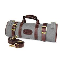 Boldric 17-pocket Canvas Knife Bags